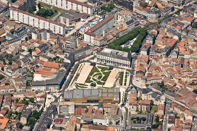 P rigueux une galerie pour dynamiser le centre ville - La douche perigueux ...