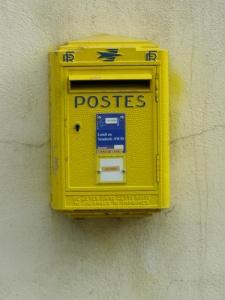 La poste au coeur des services en milieu rural mais quel co t nosvilles la revue de - Boites aux lettres la poste ...